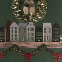 All I Want for Christmas is Wooden Shoes! 01